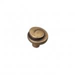 Ручка-кнопка, отделка бронза античная 8871/831