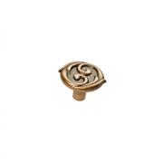 """Ручка-кнопка,отделка бронза античная """"Флоренция"""" WPO.634Y.031.M00D1"""