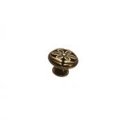 "Ручка-кнопка, отделка бронза ""Валенсия"" 24802Z03000.07"