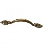 """Ручка-скоба 96мм, отделка бронза античная """"Флоренция"""" WMN.538X.096.M00D1"""