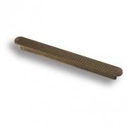 6131-831 Ручка скоба, старая бронза 192 мм