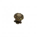 Ручка-кнопка, отделка бронза античная 10.719.B20