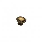 """Ручка-кнопка, отделка бронза """"Флоренция"""" 24222Z03000.09"""