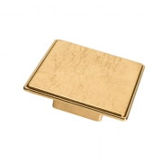 Ручка-скоба 32-32мм, отделка золото 24108.D070