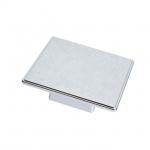 Ручка-скоба 32-32мм, отделка хром глянец 24108.D260