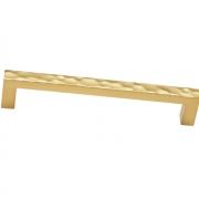 Ручка-скоба 128мм, отделка золото глянец LIF.0133.A0OL1
