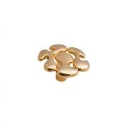 Ручка-кнопка, отделка золото глянец WPO.649X.042.M00GP