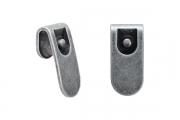 6190/812 Ручка-кнопка, отделка железо индустриальное