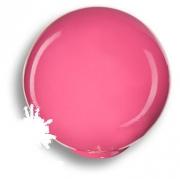 626MG1 Ручка кнопка, выполнена в форме шара, цвет малиновый глянцевый