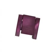 Ручка-кнопка, отделка фиолетовая 216.958-6406