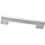 Ручка-скоба   64мм, отделка сталь шлифованная F102/C-CM