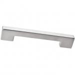 Ручка-скоба   96мм, отделка сталь шлифованная F102/D-CM