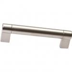 Ручка-скоба 384мм, отделка никель матовый 8.1033.0384.30-30