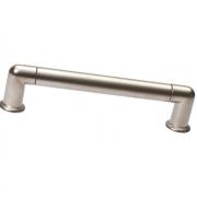 Ручка-скоба 128мм, отделка никель матовый 8.998.0128.30-30
