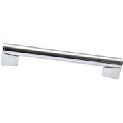 Ручка-скоба 256мм, отделка хром глянец 8.1087.0256.40-40