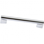 Ручка-скоба 704мм, отделка хром глянец 8.1087.0704.40-40