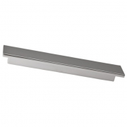 Ручка-скоба   32мм, отделка сталь шлифованная F108/A-CM