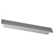 Ручка-скоба 128мм, отделка сталь шлифованная F108/E-CM