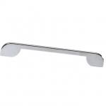 Ручка-скоба 192-160мм, отделка хром глянец 8.1081.192160.40