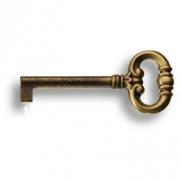 6448.0050.001 Ключ мебельный, античная бронза