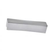 Ручка-скоба 128мм, отделка хром глянец F114/E-CR