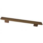 Ручка-скоба 192-160мм, отделка медь шлифованная 8.1043.192160.0623