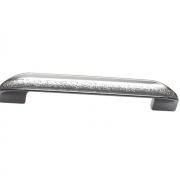 Ручка-скоба 224-192мм, отделка хром глянец 8.1108.224192.40
