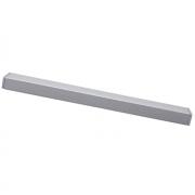 Ручка-скоба 160мм, отделка хром матовый лакированный 8.1065.0160.42-42