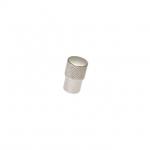 Ручка-кнопка, отделка никель матовый 10.810.C30