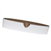 Ручка-скоба 96мм, отделка алюминий + венге 357 AL/HW