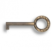 6650.0050.001 Ключ мебельный, античная бронза