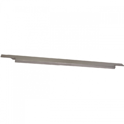 Ручка врезная 896мм, отделка сталь шлифованная 408020896-66.1