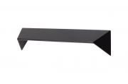 6832/032 Ручка-скоба 128 мм, отделка черный матовый