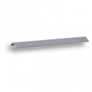 7030.3000.031 Ручка погонаж (профиль), матовый хром 3 м