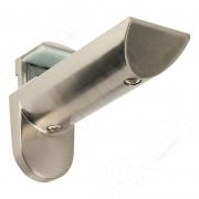 703351 KAIMAN Менсолодержатель для деревянных и стеклянных полок 7 - 41 мм, нерж. сталь (2 шт.)
