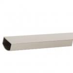 Профиль для ручки, L=3000 мм, отделка сталь нержавеющая полированная M2873000.37.SLA.IS