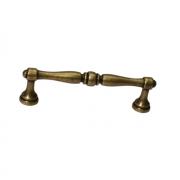 """Ручка-скоба 96мм, отделка бронза античная """"Флоренция"""" WMN.619X.096.M00D1"""