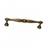"""Ручка-скоба 128мм, отделка бронза античная """"Флоренция"""" WMN.619X.128.M00D1"""
