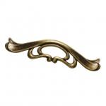 """Ручка-скоба 96мм, отделка бронза античная """"Флоренция"""" WMN.670X.096.M00D1"""