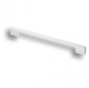 730BL Ручка врезная, цвет белый