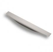 7316.0397.031 Ручка погонаж (профиль), матовый хром 397 мм