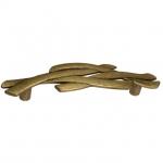 """Ручка-скоба 96мм, отделка бронза античная """"Флоренция"""" WMN.647X.096.M00D1"""