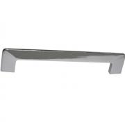 Ручка-скоба 160мм, отделка хром глянец 7531/400