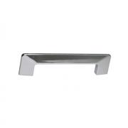Ручка-скоба 96мм, отделка хром глянец 7532/400