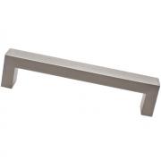 Ручка-скоба 192мм, отделка сталь нержавеющая B843-192.NA.28