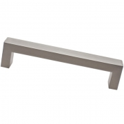 Ручка-скоба 448мм, отделка сталь нержавеющая B843-448.NA.28