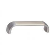 Ручка-скоба 128мм, отделка сталь нержавеющая 0626-128.SL.28