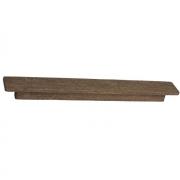 Ручка-скоба 192мм, отделка дуб шато 9391/047