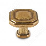 WPO.775.000.00A8 Ручка-кнопка бронза Орваль