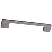 Ручка-скоба 160-128мм, отделка титан 8.1012.160128.0505